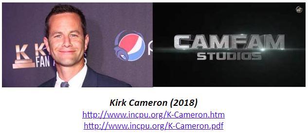 Kirk Cameron – unpolished